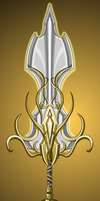 New sword for AQW by TheCarlosZayas