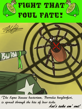 Fight the Foul Fate by Nyanbonecrush