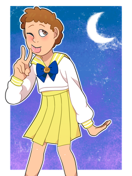 Weaboo!Morty by zullyvantas
