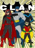 The Bat Clan by Kaufee