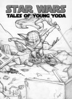 Young Yoda by Esdras78