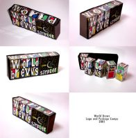 World Brews Package Design by SecretMedia
