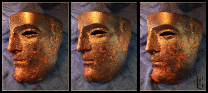 Roman Cavalry Mask by Siobhan68