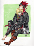 [DGM] Welcome Back by HanzuKing