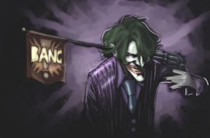 Joker Go Bang by Walter-Ostlie