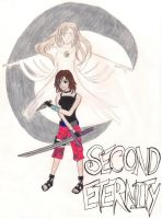 Second Eternity Cover Page by DeathTwilight