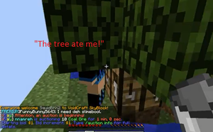 The Tree Ate Me by The-Fire-Magician
