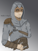 AC1: Malik misses the old time by BotherBear