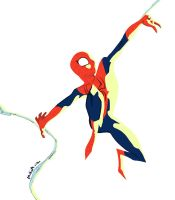 spidey by mohja