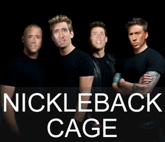 Nicholas Cage 8 - Nickleback by InternetSorcerer