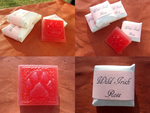 Wild Irish Rose Handmade Glycerin Soap by Saphire-Kat
