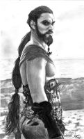 Khal Drogo by dwellicious