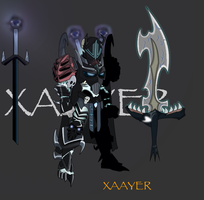 Darksideous/Apocalypse of the Legion by Xaayer