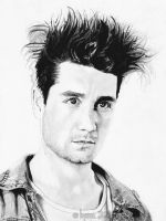 Dan Smith by electrichyena