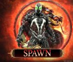 Mortal Kombat DLC Spawn by ultimate-savage