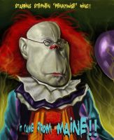 Stephen King by jonesmac2006
