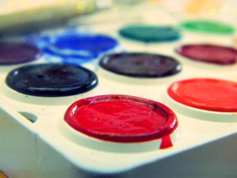 Watercolours by pills4happiness