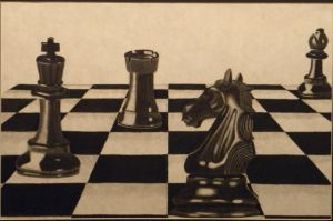 Check Mate by MaryGracee