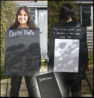 Death Note Cosplay by Kitchiki