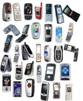 Mobile phones png icons 3 by amirajuli