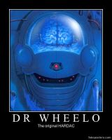 Demotivator #68 - Dr. Wheelo by NewNumber2