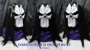 Death Bust Darksiders II Wearables by Uratz-Studios