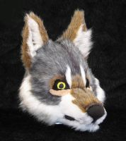 Submission:Realistic Wolf Mask by Fursuit