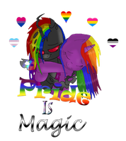 Pride is magic Banner by ScorpionsKissx