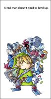 Link the Mighty - coloured1 by neomonki