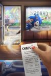 Smash Date:  A Date With Sonic by BryanHeemskerk