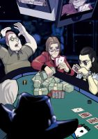 Gambit at W.S. of Poker by RosNeo-Sayo