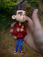 ParaNorman Maquette by scruffynerfherder
