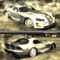 DODGE VIPER SRT10 by spiritbr