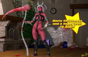 Merry Christmass 2012 by WLN73