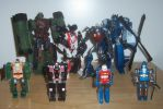 Gobots Renegades by Solrac333
