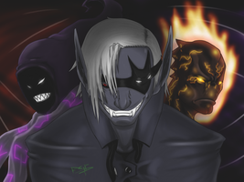 Chaos is all around us by RoniBro