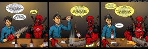 Evil Dead-Pool by Crazy-Mutha