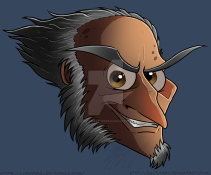 Count Olaf by Raptor85
