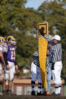 First down by Calzinger