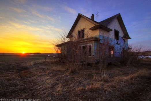 Abandoned By the Boondocks by FramedByNature