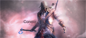 Connor by Kingxlol