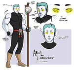 Ariel Lockwood - Reference or something by SirMeo