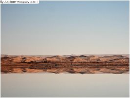 Desert Reflection I by ferasduribi