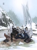Beorn's team by Vyrhelle-VyrL