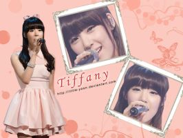 Tiffany Cute Wallpaper by Little-Yoon