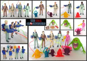 The Real Ghostbusters - Toys by mikedaws
