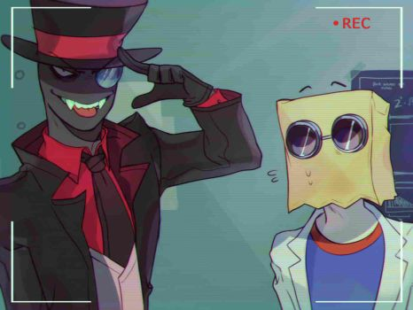 wow black hat is terrible i love him by yiawe