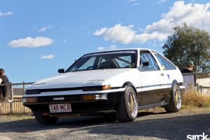 AE86 by small-sk8er