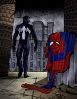 Marvel - Spider-man 1 by Mastens