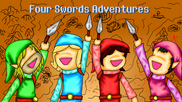 TRG: Four Swords Animation: Snipper Tim (READ) by PhoenixGirl1